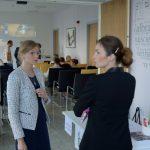 Marta Niedzielska, Kierownik Biura PMS, Małgorzata Nagrabska, Konsulat RP w Manchester